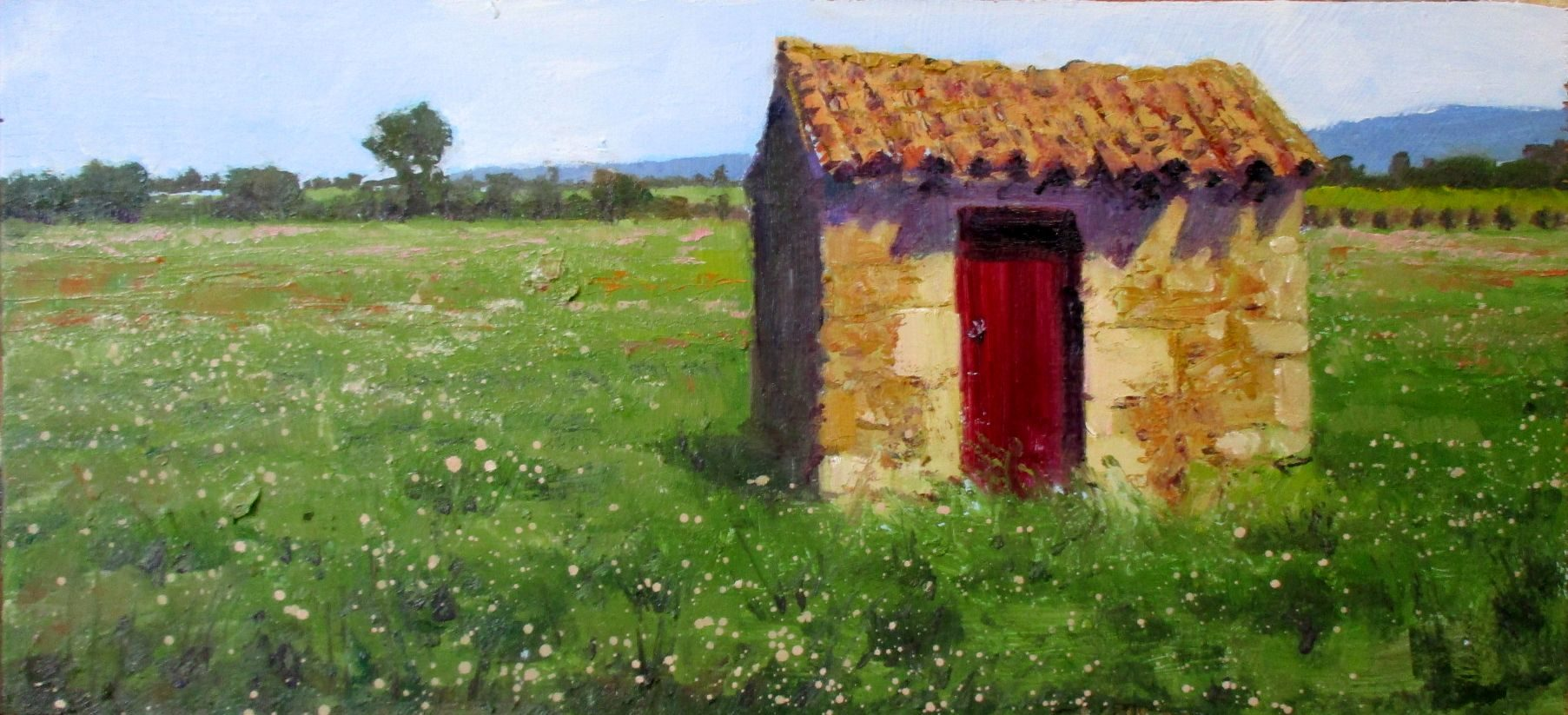 Robert Prouty – Oil on Canvas – Huiles sur Toiles